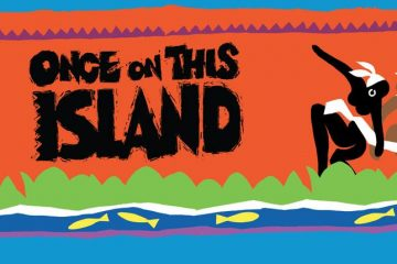 Once on This Island Banner